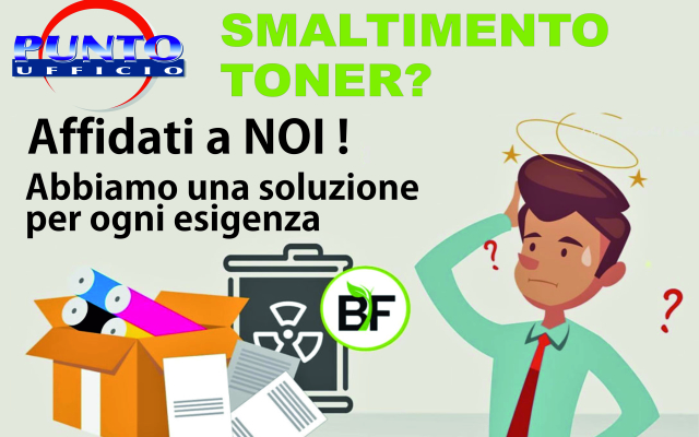 smaltimento-toner
