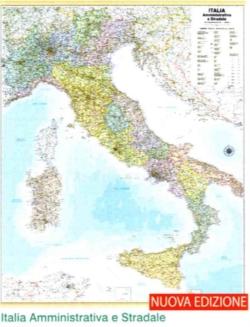 Lavello Potenza Cartina Geografica.Carta Geografica Italia 97x122 Punto Ufficio Corato Punto Ufficio Corato