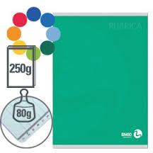rubrica-a4-120pag-1rigo-80gr-punto-metallico-copertina-250gr-bm